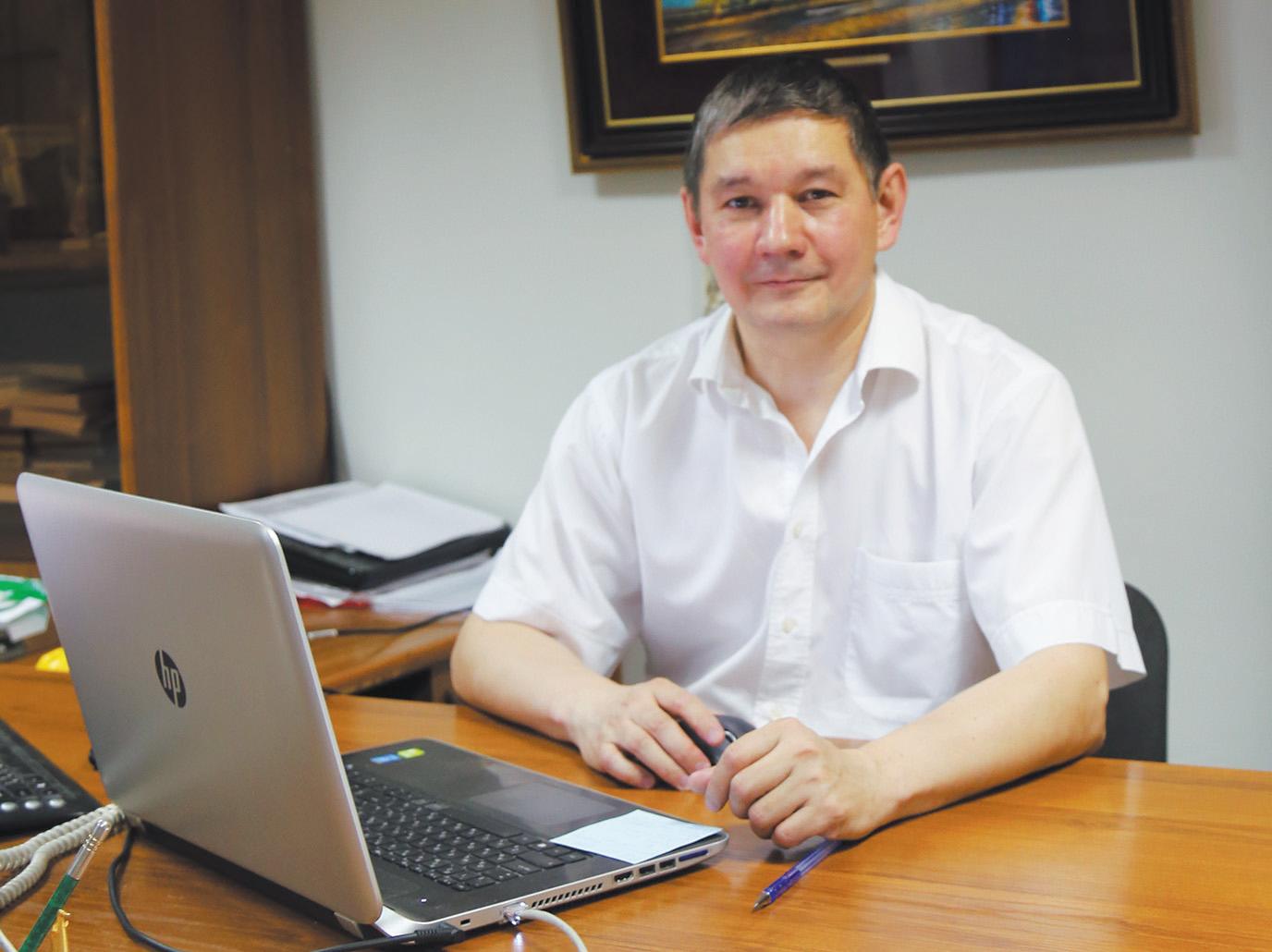 Интервью Президента Группы компаний СПЛИТСТОУН газете «Алга, Строитель»