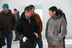 Президент группы компаний СПЛИТСТОУН отвечает на вопросы участников