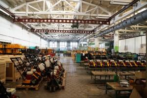 Главный цех завода готов к приёму участников семинара