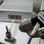 Контроль температуры нагрева в установках индукционного нагрева серии IHS