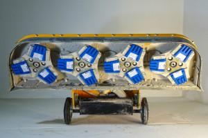 мозаично-шлифовальная машина СПЛИТСТОУН GM-4811 Crab