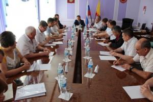 Визит делегации Правительства  Чувашской Республики на КЗТО
